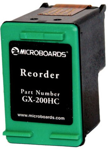 Microboards TriColor Ink Cartridge GX-200HC