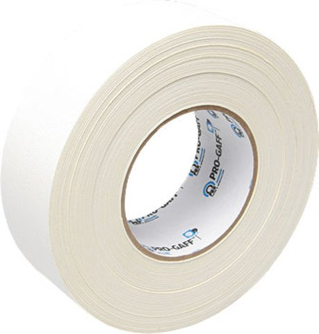 Pro-Tapes Pro-Gaffer 2 Inch White