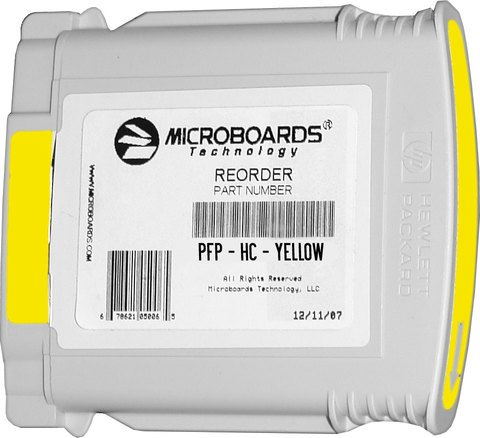 Microboards PFP-HC-YELLOW