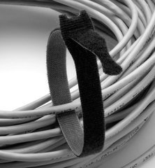 Lite - Black 12 Inches - 10 Ties