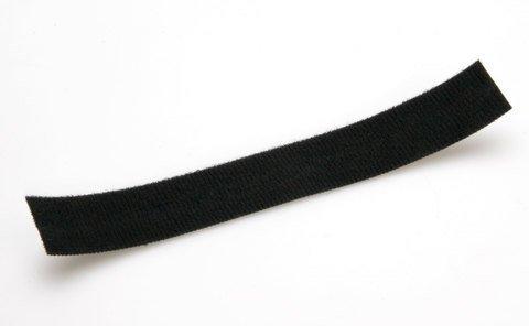 Rip-Tie WrapStrap - Black 25 Yards - 1 Roll