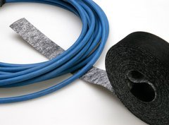Rip-Tie RipWrap - Black 30 Feet -