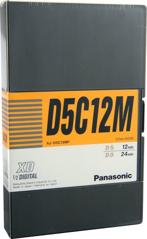 Panasonic - AJ-D5C12M