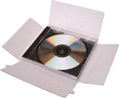 Bethel Plastics Cardboard Jewel Case Mailer