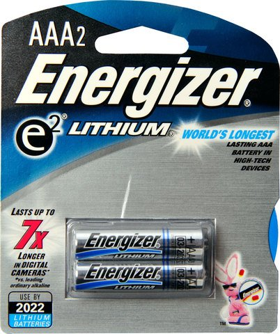 Energizer ENR-L92BP2 2-Pack