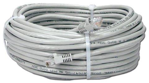 QVS 14FT Snagless Patch Cord CAT5e Ethernet