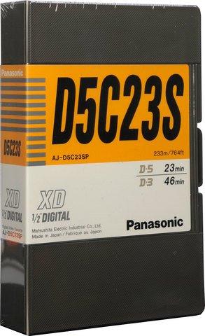 Panasonic - AJ-D5C23S