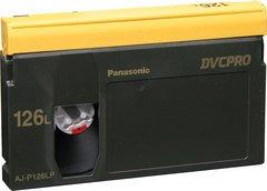 DVCPRO Large Cassette AJ-P126L