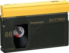 Panasonic DVCPRO Medium Cassette AJ-P66M