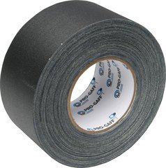 Pro-Tapes Pro-Gaffer 3 Inch Black