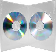 Polyline Ultra Slim Double DVD