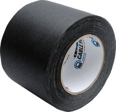 Pro-Tapes Cable Path Tape - Black - 4 Inch