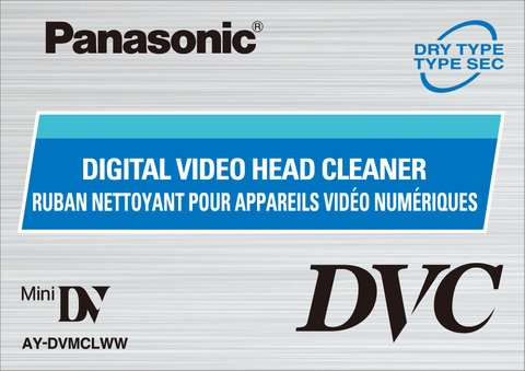 Panasonic Mini DV Digital Video Head Cleaner