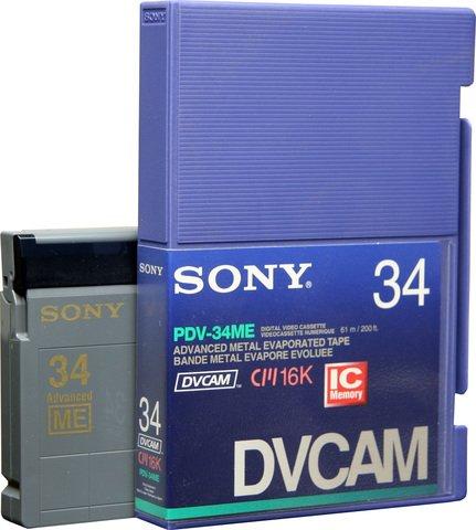 DVCAM IC Memory PDV-34ME/2