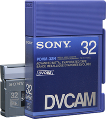Sony DVCAM PDVM-32N/3 32 Minutes