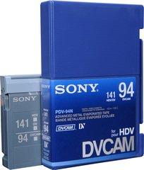 Sony DVCAM PDV-94N/3 94 Minutes