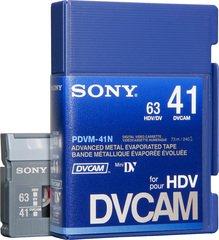 DVCAM PDVM-41N/3 41 Minutes