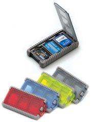 Gepe Card Safe Mini Rosso