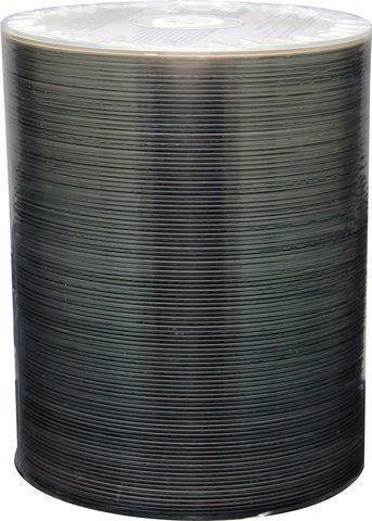 JVC 52x CD-R White Inkjet Printable - 100 Discs