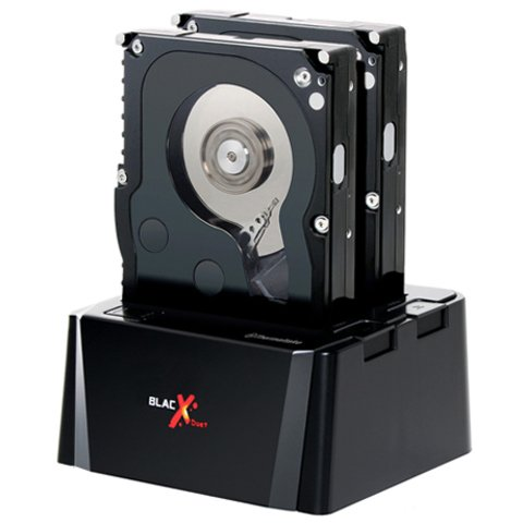 BlacX Duet SATA Docking Station