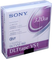 Sony - DLT VS1 160 GB