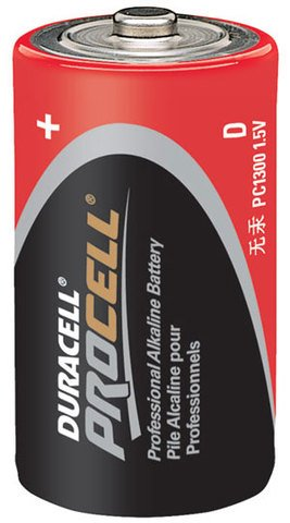 Duracell PROCELL D Size 12-Pack