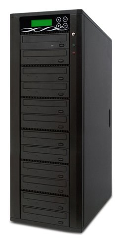 ILY Enterprises SATA SpartanPro DVD/CD Tower with HD/USB