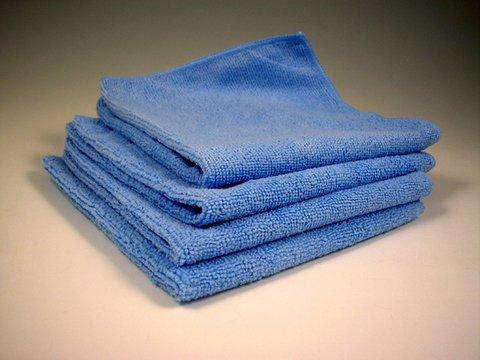 ERC 14x14 Microfiber Cloth - Blue