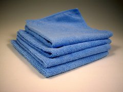 ERC 14x14 Microfiber Cloth - Blue
