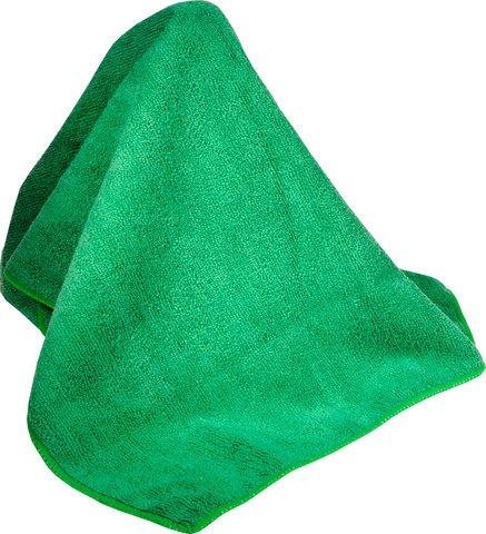14x14 Microfiber Cloth - Green