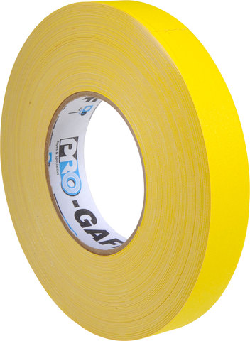 Pro-Tapes Pro-Gaffer 1 Inch Yellow
