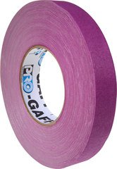 Pro-Tapes Pro-Gaffers 1 Inch Purple