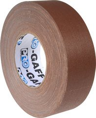 Pro-Tapes Pro-Gaffer 2 Inch Brown