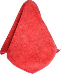 ERC 14x14 Microfiber Cloth - Red