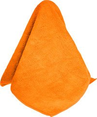 ERC 14x14 Microfiber Cloth - Orange