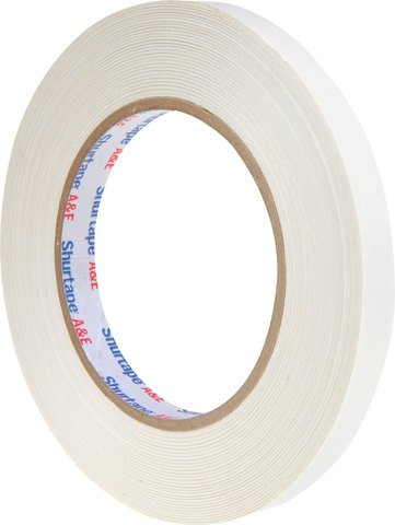 Pro-Tapes - Shurtape® P-724 White 1/2 Inch Console Tape
