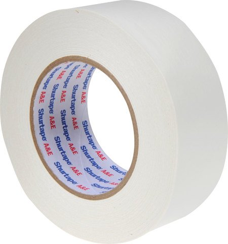 Pro-Tapes - Shurtape® P-724 White 2 Inch Console Tape
