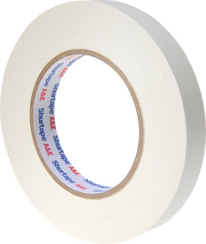 Pro-Tapes - Shurtape® P-724 White 3/4 Inch Console Tape