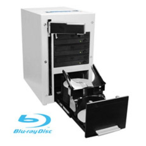 Microboards Quick Disc Loader Blu Ray (60 Discs)