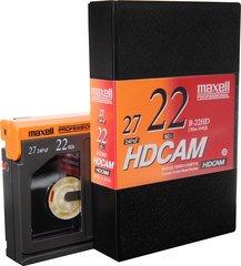 Maxell HDCAM 22 Minutes B-22HD
