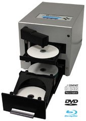 Microboards Quick Disc Loader Blu-Ray 25 Discs
