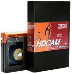 Maxell HDCAM 6 Minutes B-6HD
