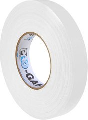 Pro-Tapes Pro-Gaffer - 1 Inch White