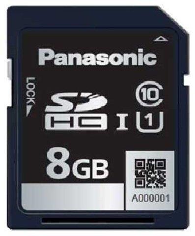 Panasonic RP-SDB08GB1K
