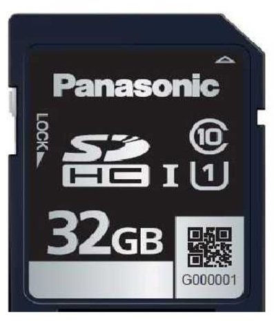 32GB SDB Series SDHC Card - UHS-1
