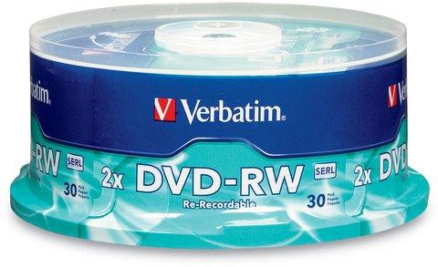 Verbatim DVD-RW Spindle