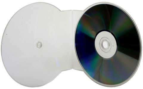 Evergreen C-PAK CD/DVD case