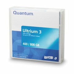 Quantum LTO 3 Tape - MR-L3MQN-01
