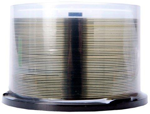 Moser Baer 52x CD-R White Thermal Printable - 50 Discs