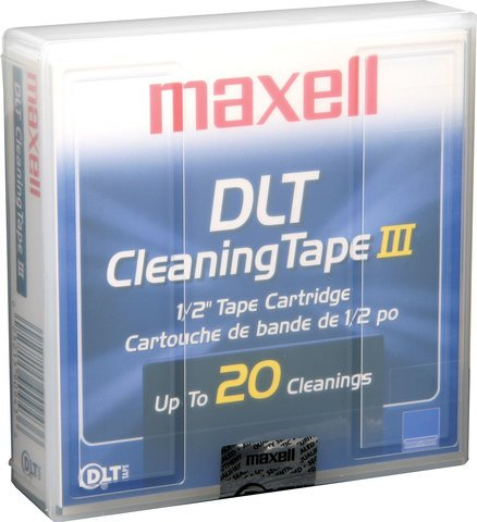 Maxell DLT III Cleaning Tape